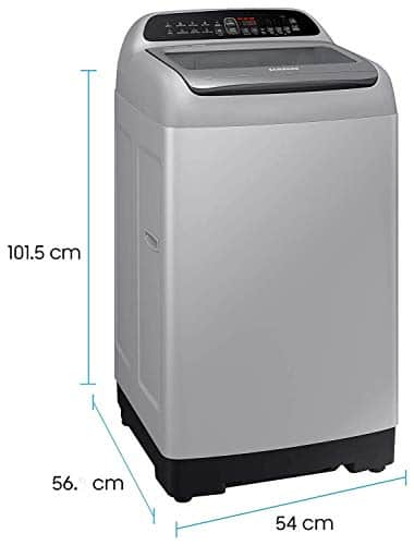 Samsung 7 Kg Inverter Fully-Automatic Top Loading Washin