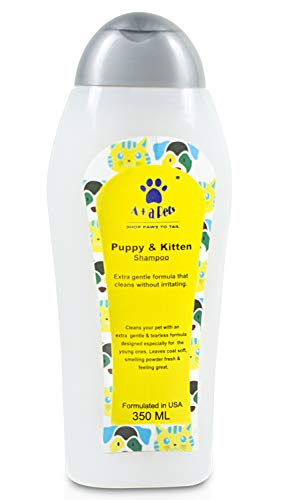 A+a Pets Puppy and Kitten Shampoo