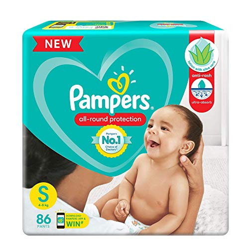 Pampers All round Protection Pants