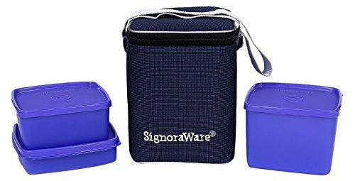 Signoraware Director Special Medium Lunch Box
