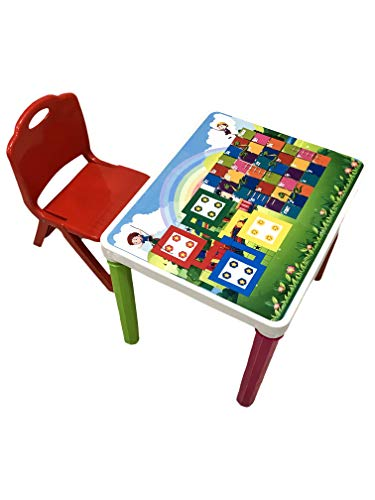 Surety for Safety Kids Study Table & Chair