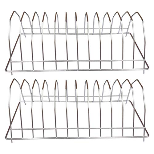 Oc9 Stainless Steel Plate Stand/