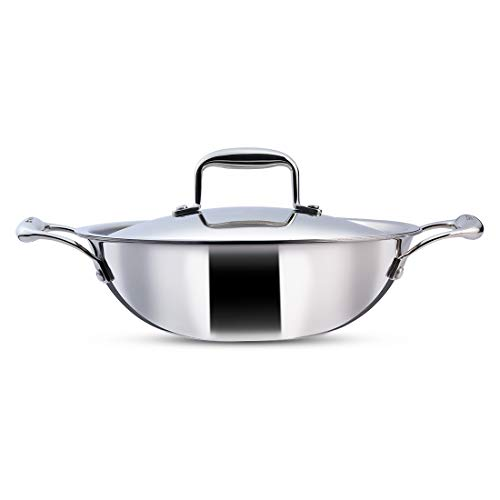Wonderchef Power 3-ply Stainless Steel Cookware