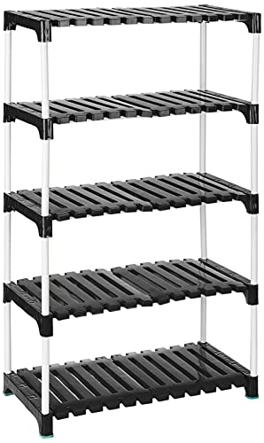 Amazon Brand - Solimo Multipurpose Rack for Shoes