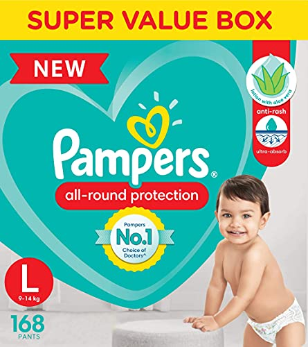 Pampers All round Protection Pants,