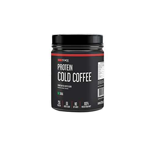 Stack Nutrition Protein Cold Coffee