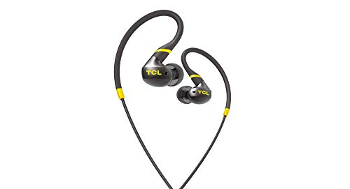 TCL Actv100 Wired in Ear Headphone with Mic